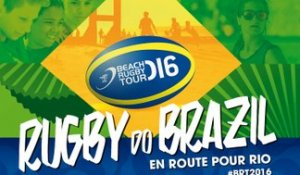 Beach Rugby Tour 2016 : Bande annonce