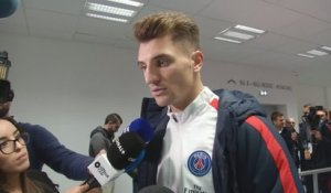 Foot - L1 - PSG : Meunier «On s'attendait à un match fermé»