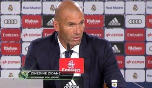 2e j. - Zidane : ''On n'a pas été brillant''
