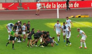 RACING 92 29 - 16 LOU RUGBY