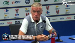 Deschamps commente le rachat de l'OM