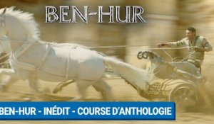 BEN-HUR - INEDIT - Course d'anthologie