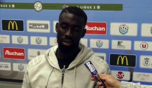 J7 / Point Presse d'Ousseynou Cissé
