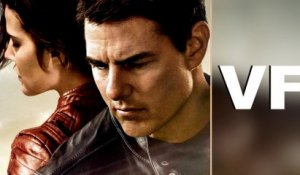 JACK REACHER 2 NEVER GO BACK Bande Annonce 2 VF (2016)