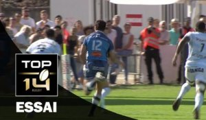 TOP 14 ‐ Essai Geoffrey PALIS (CO) – Castres-Racing 92 – J6 – Saison 2016/2017