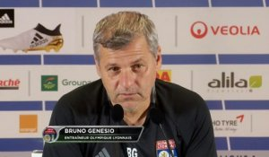 "8e j. - Genesio: ""On a besoin de points"""