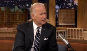 Avec Joe Biden - The Tonight Show du 30/09 - CANAL+