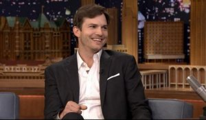Ashton Kutcher en interview - The Tonight Show du 06/10