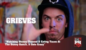 Grieves - Watching Disney & Eating Tacos At The Bunny Ranch, It Gets Crazy (247HH Wild Tour Stories) (247HH Wild Tour Stories)