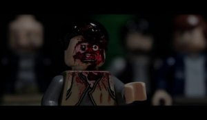 Spoilers - Mort de Glenn et Abraham par Negan version LEGO ! The Walking Dead