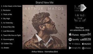 Arthur Matos - Brand New Me