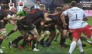 L'action du week-end - TOP14 J10