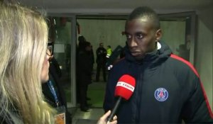 Foot - L1 - PSG : Matuidi «On reste collés»