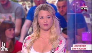 EnjoyPhoenix boulimique, ses confidences sur sa maladie (VIDEO)