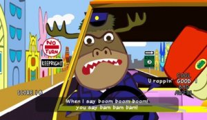 PaRappa The Rapper Remastered PSX 2016 Trailer ¦ PS4