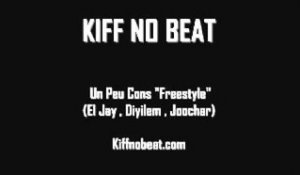 "Kiff No Beat - Un peu cons ""Freestyle"" Mai 2011"