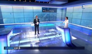 Paris : la circulation alternée pour cause de pollution se poursuit