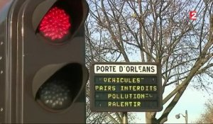 Pollution : la circulation alternée suscite le débat politique à Paris