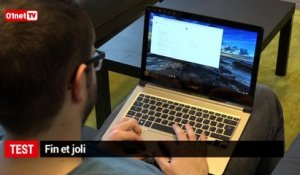 Test Acer Swift 7, l'ultraportable 13,3 pouces le plus fin du monde