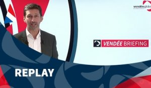 Le Vendée Briefing du 14/12/2016 / Vendée Globe