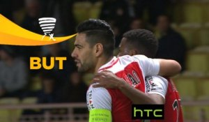 But Radamel FALCAO (45ème +2) / AS Monaco - AS Nancy Lorraine - (1-0) - (ASM-ASNL) / 2016-17