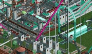 RollerCoaster Tycoon Classic - Bande-annonce