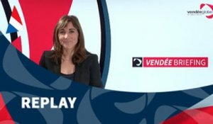 Le Vendée Briefing du 23/12/2016 / Vendée Globe