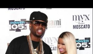 Safaree Co-Signs The Game's Claim Meek Mill Snitched On Him To Nicki Minaj