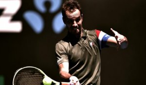 "Open d'Australie 2017 - Richard Gasquet : ""Je vais donner le maximum"""