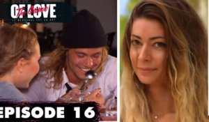 The Game of Love (Replay) - Episode 16 : Marine arrive / Marvin et Anastasiya s'embrassent