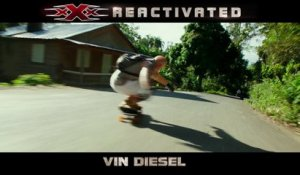 xXx : Reactivated - Extrait : Skate-board