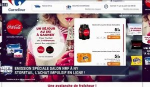Salon NRF: Storetail, la start-up qui optimise les achats impulsifs en ligne - 21/01