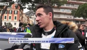 "Ingrassia : ""On a pris des risques"""