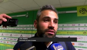 Foot - L1 - ASSE : Perrin «Particulier comme ambiance»