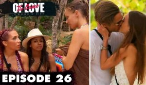 The Game of Love (Replay) - Episode 26 : Laurence humilie Natascha / Helen s'en va