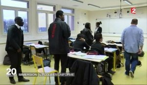 Immersion : quand l'école publique impose l'uniforme