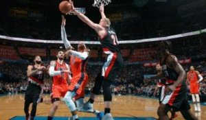 GAME RECAP: Thunder 105, Trail Blazers 99