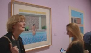 Hockney retourne à la Tate Britain