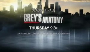 Grey's Anatomy - Promo - 6x23