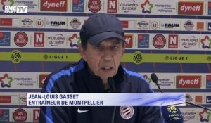 "Ligue 1 - Gasset : ""Il y a une nette progression"""
