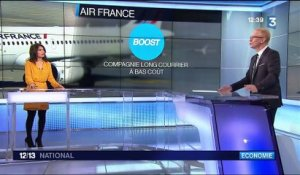 Air France : quel avenir pour sa compagnie long-courrier à bas coût ?