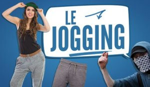 Top 5 des raisons de porter le jogging