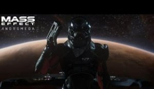 PS4 PRO - Mass Effect Andromeda : GAMEPLAY