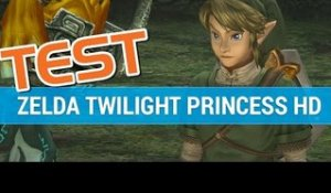 The Legend of Zelda : Twilight Princess HD - TEST FR WiiU