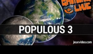 Populous 3 : GAMEPLAY OLDIES FR - Le god game de Molyneux