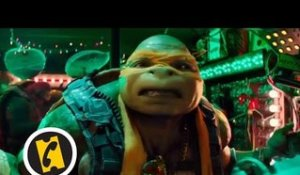 Ninja Turtles 2 - le teaser du Super Bowl - (2016)