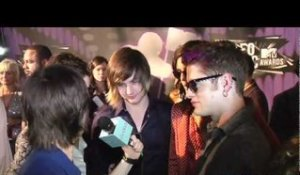 POPDUST @ the 2011 VMAs: Hot Chelle Rae