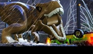 LEGO Jurassic World Trailer de Lancement VF