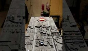 Le jeu cornehole en mode Star Wars