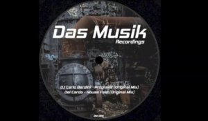 Del Cardo - House Fast - Official Preview (DM025) (Das Musik)